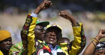Кровавые выборы в Зимбабве: объявлены результаты