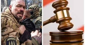 """Убийство Олешко """"Сармата"""": суд арестовал всех подозреваемых в преступлении (фото)"""