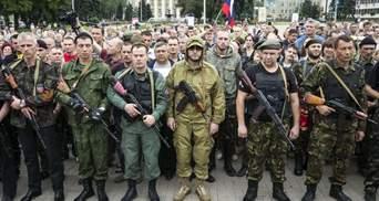 Проросійські бойовики на Донбасі готують масштабну мобілізацію