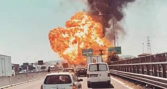 Потужний вибух у Болоньї: з'явилась інформація про постраждалих