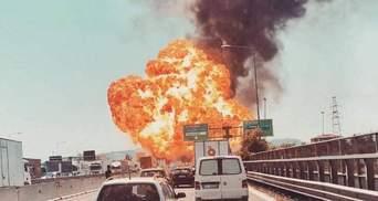 Взрыв возле аэропорта в Болонье: количество пострадавших увеличилось, есть погибшие