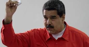 Президент Венесуели заявив, що країна володіє доказами причетності Колумбії до замаху на нього