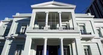 Дипломатичне протистояння Афін та Москви: МЗС Греції викликало російського посла
