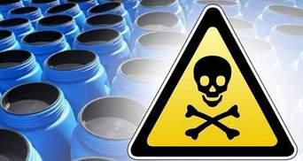 Частині України загрожує екологічна катастрофа через відстійник отруйних відходів під Горлівкою