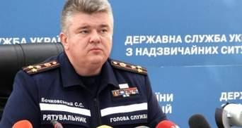 Назвали условие, при котором скандальный Бочковский вернется на место главы ГСЧС