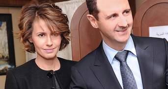 Дружина Асада захворіла на рак: фото з лікарні