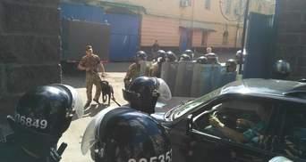 """Бунт """"Торнадо"""" в СИЗО: полиция открыла уголовное производство по факту посягательства на жизнь"""