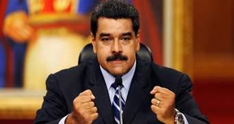 У Венесуелі арештували 10 підозрюваних у замаху на Мадуро
