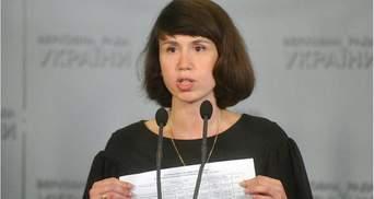 Чорновол заявила, что задержанный Тамразов является спонсором Гриценко
