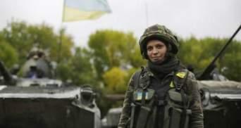 Місце жінки не на війні: як тендітні захисниці руйнують стереотипи на фронті