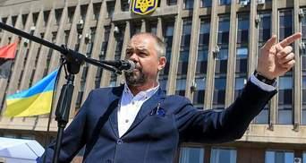"Авто, на якому приїхали вбивати ""Сармата"" належить держслужбі України"