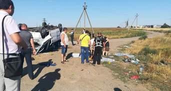 Смертельное ДТП на Запорожье: водителя маршрутки уличили в серьезных нарушениях