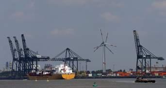 Склад с химикатами загорелся в Бельгии: эвакуировали один из крупнейших портов мира