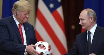Розвідка США дізналася, як у Росії відреагували на зустріч Путіна і Трампа