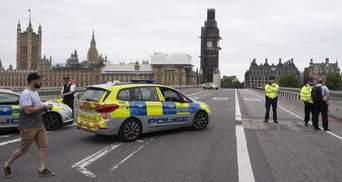Наїзд на людей у Лондоні: з'явились фото і деталі про нападника