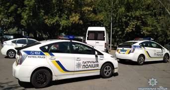 Стрельба в Киеве: полиция задержала двух злоумышленников