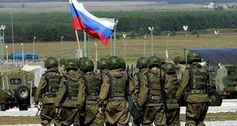 Назвали чисельність військ Росії на Донбасі