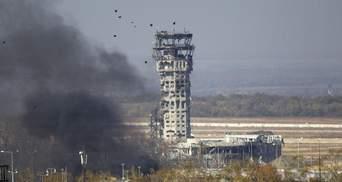 На Одещині встановлюють пам'ятник у вигляді Донецького аеропорту: фото