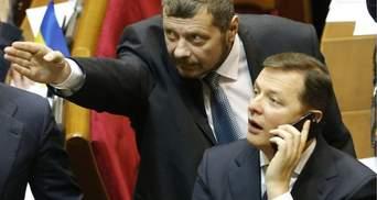 Драчуны-радикалы снова стали посмешищем: Ляшко публично отчитал Мосийчука за драки в эфире