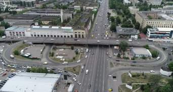 Шулявський міст закривають на ремонт: як зміниться рух транспорту