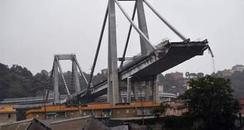 Компанія, що обслуговувала міст у Генуї, зобов'язалася повністю його відновити