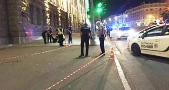 Стрелок из Харькова, который убил свою жену и полицейского, имел конфликт из-за квартиры