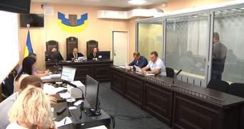 """Вбивство Олешка """"Сармата"""": суд залишив підозрюваних у СІЗО"""