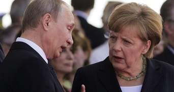 Меркель могла поставить Путину ультиматум