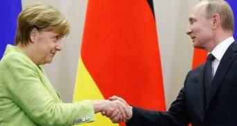 Меркель посетит Баку для переговоров относительно увеличения поставок газа в ЕС