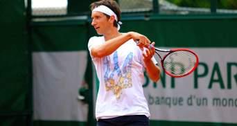 Стаховський поступився у кваліфікаційному матчі US Open-2018