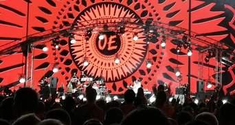 Грандіозний концерт Океан Ельзи у Києві: перші фото та відео
