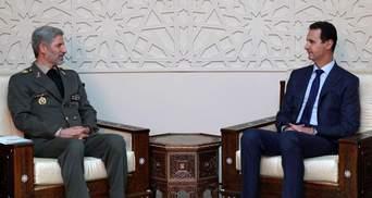 Сирія та Іран підписали угоду про військову співпрацю, – ЗМІ