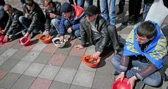 Шахтеры вернутся в Киев, чтобы добиться отставки Насалика, – нардеп Шахов