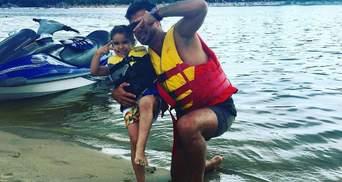Ани Лорак после измены мужа отпустила дочь к отцу: фото