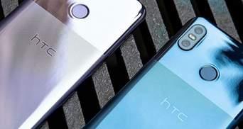 HTC представила U12 Life смартфон с интересным дизайном и доступной ценой