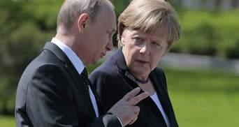 Меркель не боится Путина: Олланд описал отношения политиков