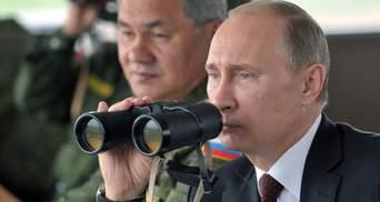 Путін воліє бачити довкола своєї держави крижану смугу підкорених земель, – Олланд