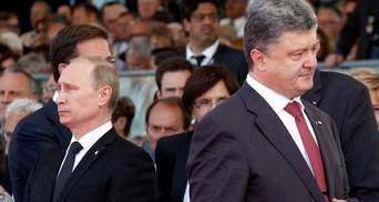 Песков прокомментировал воспоминания Олланда об угрозах Путина Порошенко в Минске