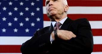 Похороны Маакейна: украинские политики попрощались с сенатором в США
