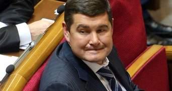 Антикоррупционное бюро получило доступ к телефону нардепа-беглеца Онищенко
