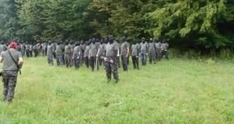 В парамилитарную группировку Словении входят бойцы, которые воевали в Украине