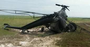 "Пилот за 48 часов: о риске ""вертолётопада"" над Киевом"