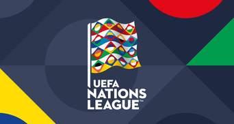 Лига наций: все результаты первого игрового дня