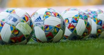 Ліга націй: результати другого ігрового дня