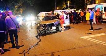 Смертельная авария на Фонтане в Одессе: последние новости