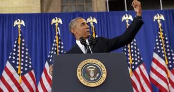 Ради кого Обама нарушил свое правило относительно селфи: забавное фото