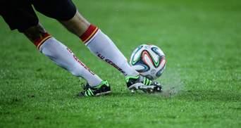 Два украинских клуба могут дисквалифицировать за договорные матчи