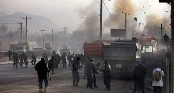 Взрыв в толпе в Афганистане: много погибших и раненых