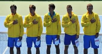 Відбулося жеребкування матчу Кубка Девіса Україна – Португалія