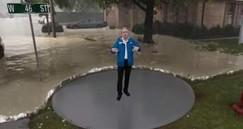 """Ураган """"Флоренс"""" в США: появилась 3D-модель, предсказывающая разрушительное воздействие стихии"""